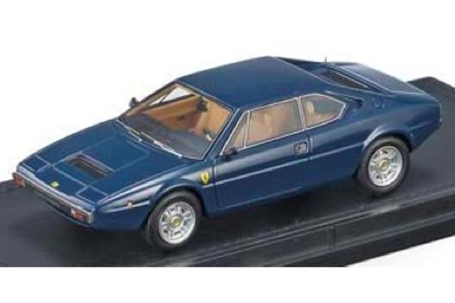 [予約] トップマルケス 1/43 フェラーリ 308 GT4 ブルー TOP43016B