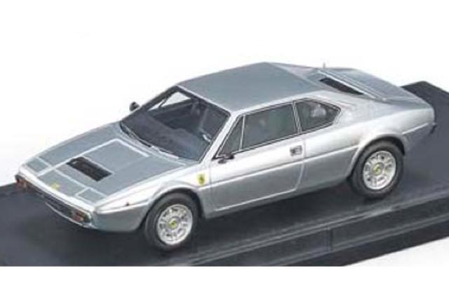 [予約] トップマルケス 1/43 フェラーリ 308 GT4 シルバー TOP43016C