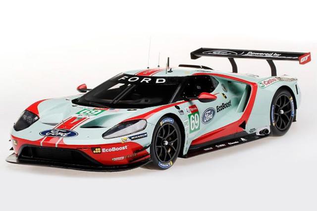 [予約] トップスピード 1/18 フォード GT ルマン 24h 2019 LMGTE-Pro No.69 TS0282