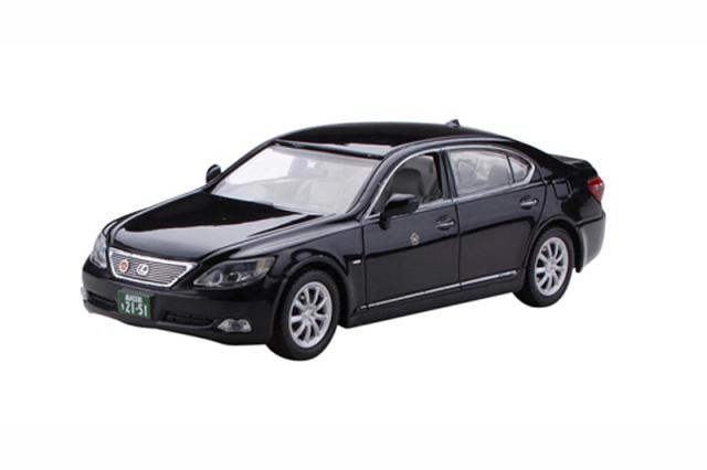 ホビージャパン 1/43 レクサス LS600hl ハイブリッド 日本交通ハイヤー PS015 PS015