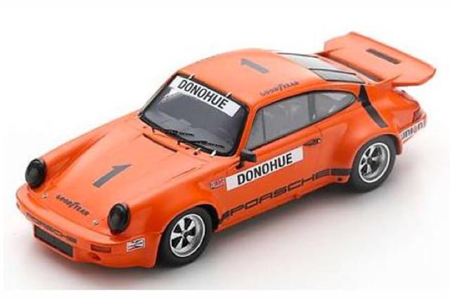 [予約] スパーク 1/43 ポルシェ RS 3.0 IROC デイトナ 1974 Winner No.1 US142