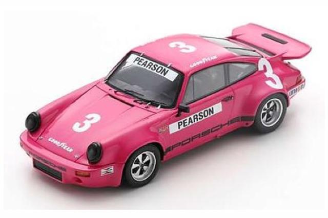 [予約] スパーク 1/43 ポルシェ RS 3.0 IROC デイトナ 1974 4th No.3 US144