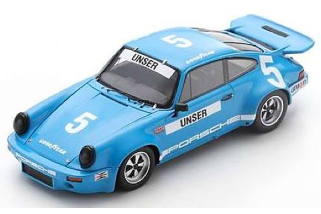 [予約] スパーク 1/43 ポルシェ RS 3.0 IROC デイトナ 1974 3rd No.5 US146