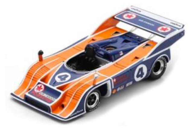 [予約] スパーク 1/43 ポルシェ 917/10 Mosport 1973 2nd No.4 US163