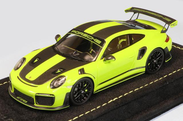 Buonarte Model 1/43 ポルシェ 911 GT2 RS アシッドグリーン WS005