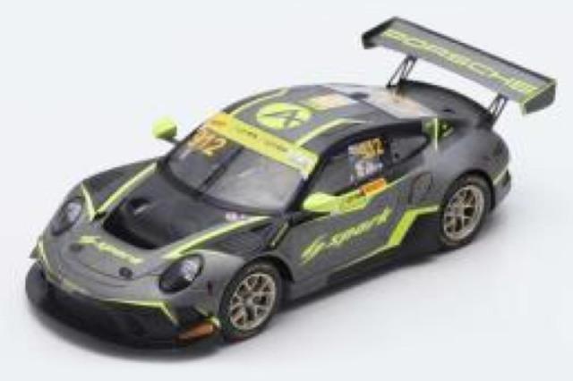 [予約] スパーク 1/64 ポルシェ 911 GT3 R FIA GT ワールドカップ マカオ 2019 No.912 Y171