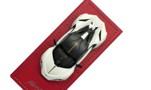 [予約] Buonarte Model 1/43 Wモーターズ フェニア スパースポーツ 2019 ホワイト BN4306A