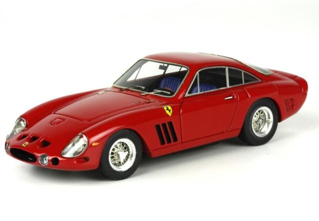 [予約] BBR 1/43 フェラーリ 330 LMB ストリート 1963 レッド BBR77