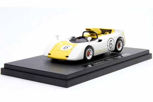エブロ 1/43 トヨタ 7 日本GP 1969 No.6 43666 43666