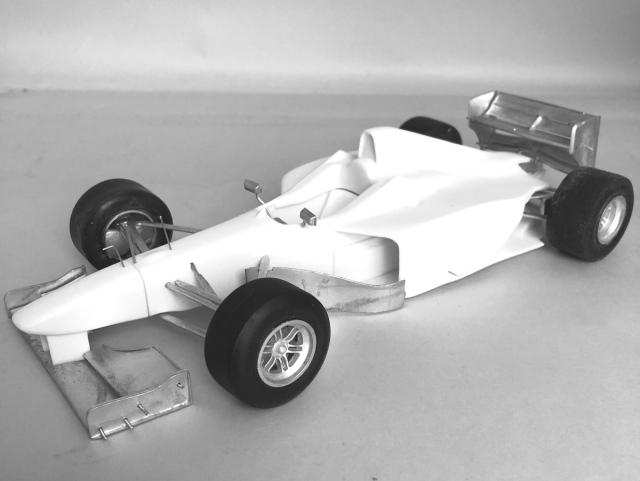 AMC 1/20 レジンキット マスターカード ローラ T97-30 オーストラリアGP 1997 AMC-2001D