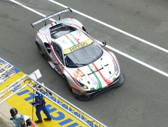 [予約] ルックスマート 1/43 フェラーリ 488 GTE Evo ルマン 2021 AF Corse No.54 LSLM124