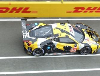 [予約] ルックスマート 1/43 フェラーリ 488 GTE Evo ルマン 2021 JMW Motorsport No.66 LSLM128