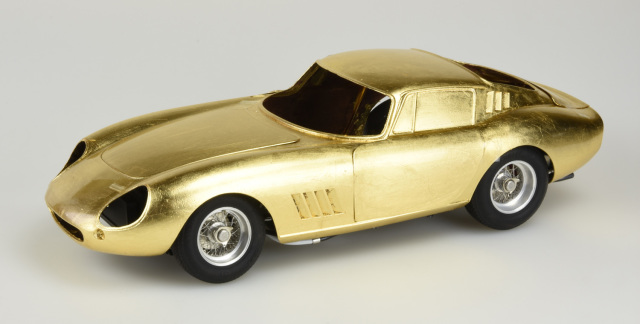 [予約] CMC  1/18 フェラーリ 275 GTB/C ゴールドプレートボディ 限定500台 M-222 M-222