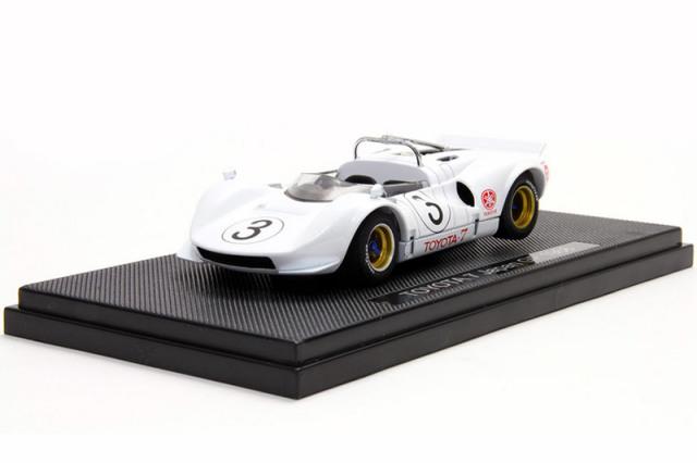 エブロ 1/43 トヨタ 7 日本GP 1968 No.3 43852 43852