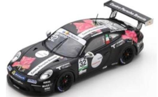 [予約] スパーク 1/43 ポルシェ 911 GT3 カップ カレラカップ イタリア 2018 SI008