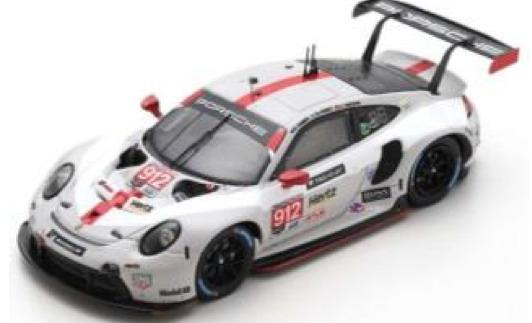 [予約] スパーク 1/43 ポルシェ 911 RSR デイトナ 2020 GTLM 2nd No.912 US121