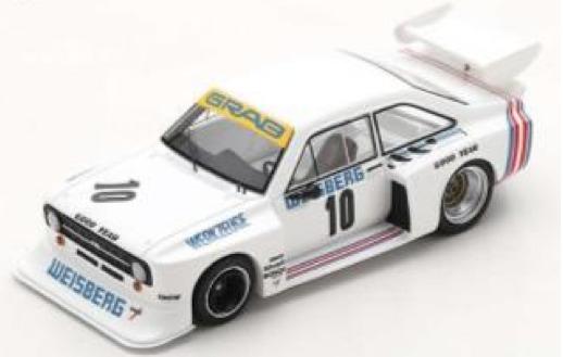 [予約] スパーク 1/43 フォード エスコート 2 DRM ノリスリング 1977 No.10 SG509