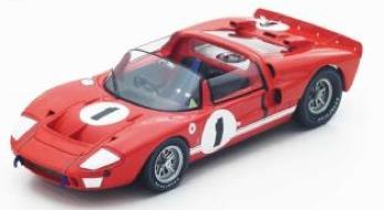 [予約] スパーク 1/18 フォード X1 セブリン 12h 1966 Winner No.1 18SE66