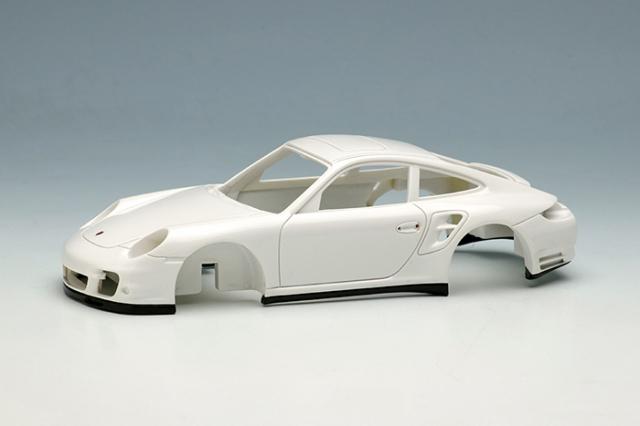 [予約] ヴィジョン 1/43 ポルシェ 911 (997) ターボ 2006 ホワイト VM190C