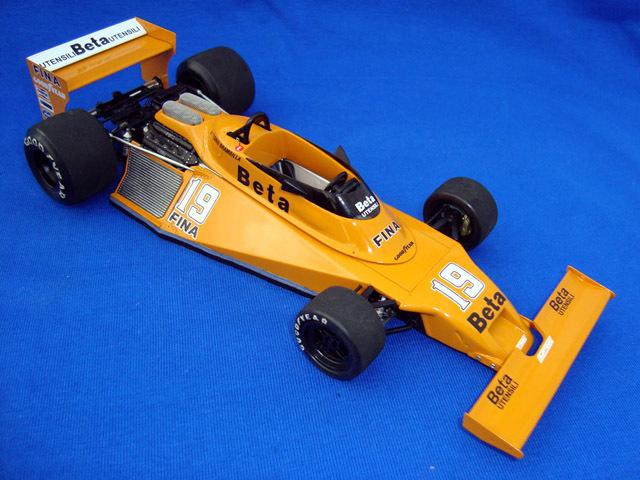ウルフモデル 1/20 レジンキット サーティス TS20 オーストリアGP 1978 GP20085