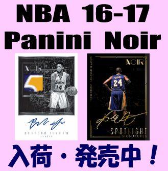 NBA 16-17 Panini Noir Basketball Box