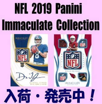 NFL 2019 Panini Immaculate Collection Football Box
