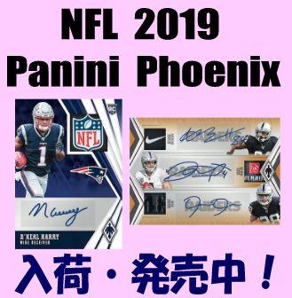 NFL 2019 Panini Phoenix Football Box
