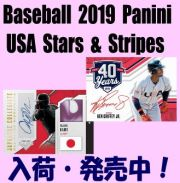 Baseball 2019 Panini USA Stars & Stripes Box