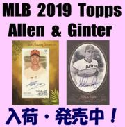 MLB 2019 Topps Allen & Ginter Baseball Box