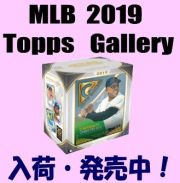 MLB 2019 Topps Gallery Baseball Box