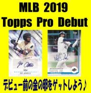 MLB 2019 Topps Pro Debut Baseball Box