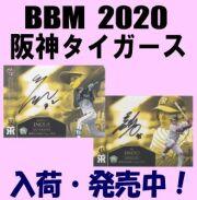 BBM 2020 阪神タイガース Baseball Box
