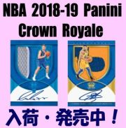 NBA 2018-19 Panini Crown Royale Basketball Box