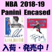 NBA 2018-19 Panini Encased Basketball Box