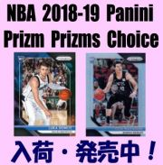 NBA 2018-19 Panini Prizm Prizms Choice Basketball Box