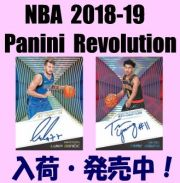 NBA 2018-19 Panini Revolution Basketball Box