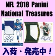 NFL 2018 Panini National Treasures Football Box