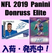 NFL 2019 Panini Donruss Elite Football Box