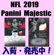 NFL 2019 Panini Majestic Football Box