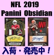 NFL 2019 Panini Obsidian Football Box