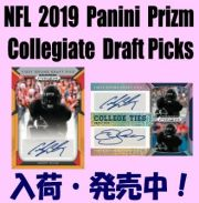 NFL 2019 Panini Prizm Collegiate Draft Picks Football Box