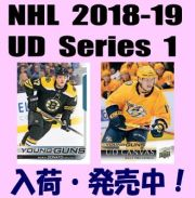 NHL 2018-19 Upper Deck Series 1 Hockey Box