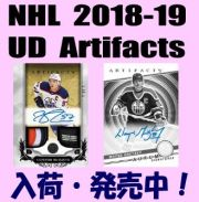 NHL 2018-19 Upper Deck UD Artifacts Hockey Box