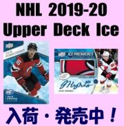 NHL 2019-20 Upper Deck Ice Hockey Box