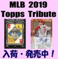 MLB 2019 Topps Tribute Baseball Box