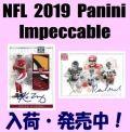 NFL 2019 Panini Impeccable Football Box
