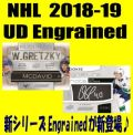 NHL 2018-19 Upper Deck Engrained Hockey Box