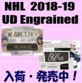 NHL 2018-19 Upper Deck Engrained Hockey Box