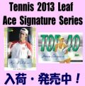Tennis 2013 Leaf Ace Grand Slam Box
