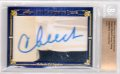 Cheech Marin / Tommy Chong Non-Sports 2010 Razor Cut Signature Encore Dual Cuts Auto 1of1